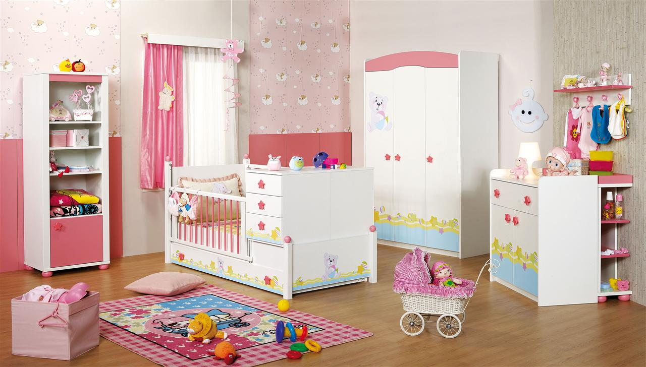 Güzel Bebek Odaları