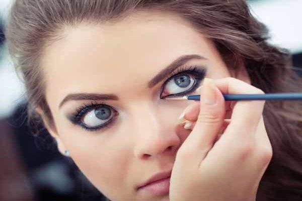 Sade Göz Makyajı